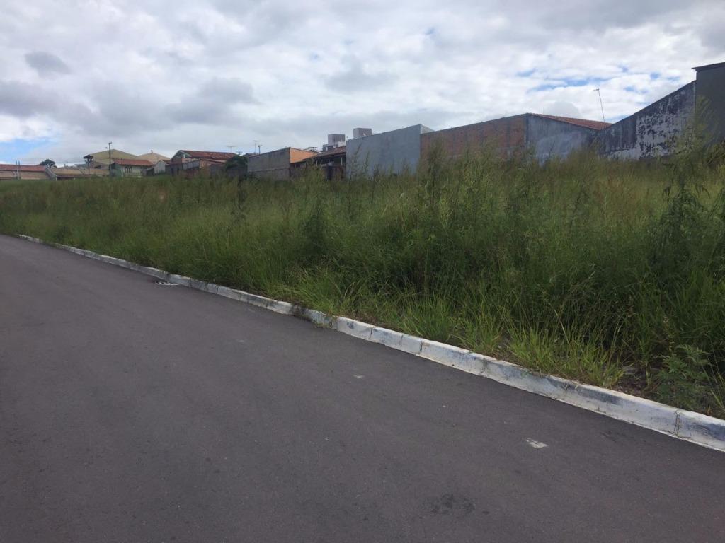 Terreno residencial à venda, Fazenda Velha, Araucária.