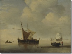 velde-calm-two-dutch-vessels-NG149-fm