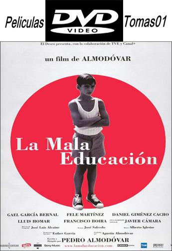 La Mala Educación (2004) DVDRip