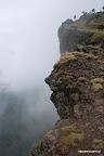 ...mieliśmy również pecha, wraz ze wzrostem wysokości mgła stawała się coraz gęstsza.