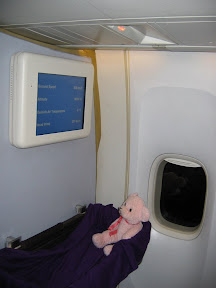 The way to fly. (On route to Sydney from Bangkok, July 2006)
