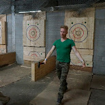 BATL axe throwing Toronto in Toronto, Ontario, Canada
