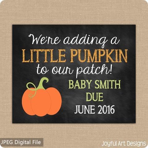 ETSY Listing Pumpkin Pregnancy Announcement_edited-1
