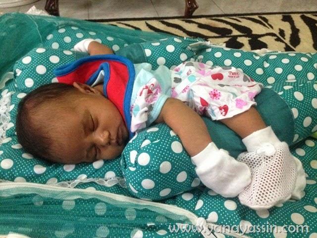 Nur Qaireen Iman Kerenah Baby
