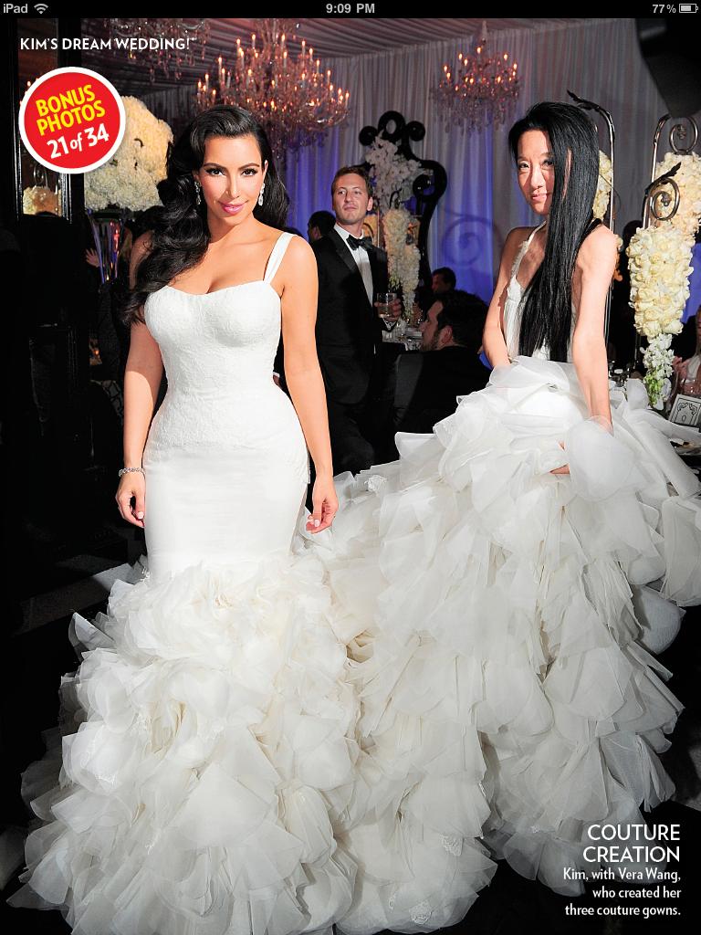 Tysha\'s blog: kim kardashian wedding flowers