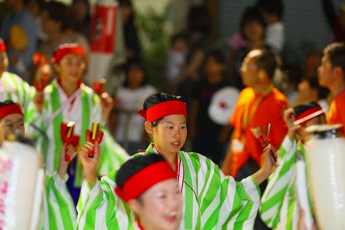 第59回よさこい祭り☆本祭2日目・升形地域競演場30☆上2目1064