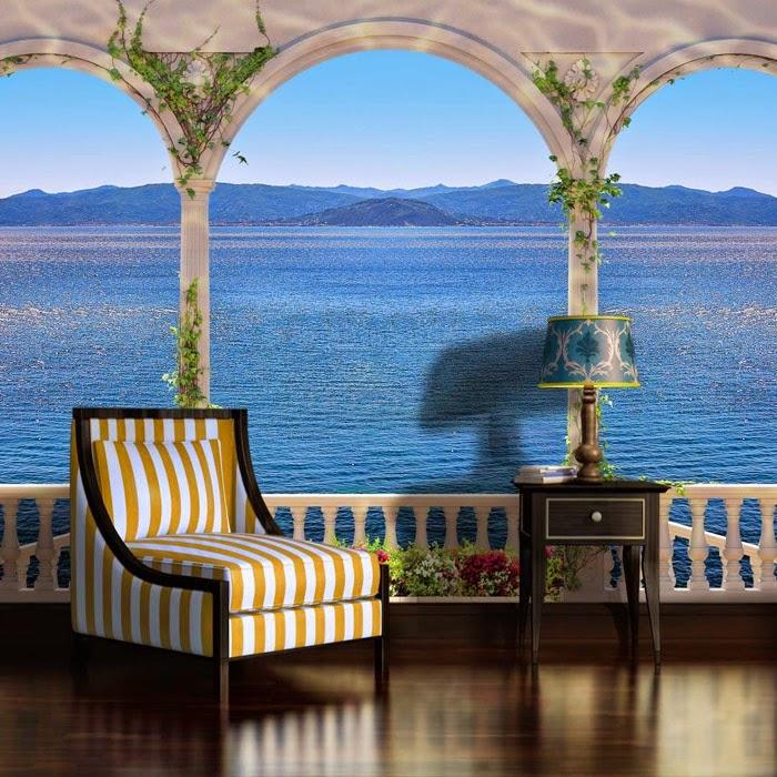 schlafzimmer wand dekorieren inspirationen