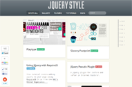 jQuery Style