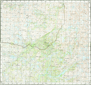 Map 100k--r36-119_120--(1966)