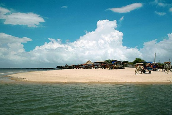 Ilha de Algodoal - Marapanim