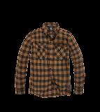 Рубашка HARLEY - Vintage Industries - жёлтый
