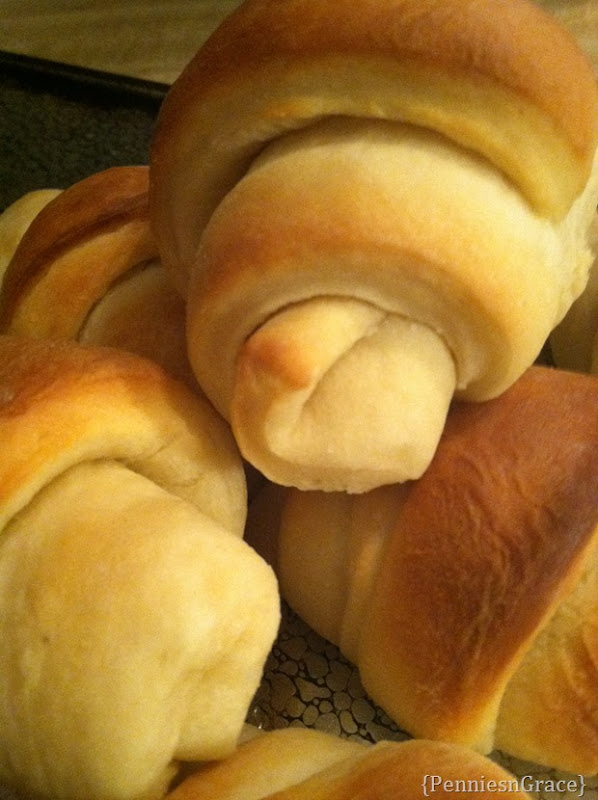 Crescent rolls (3)