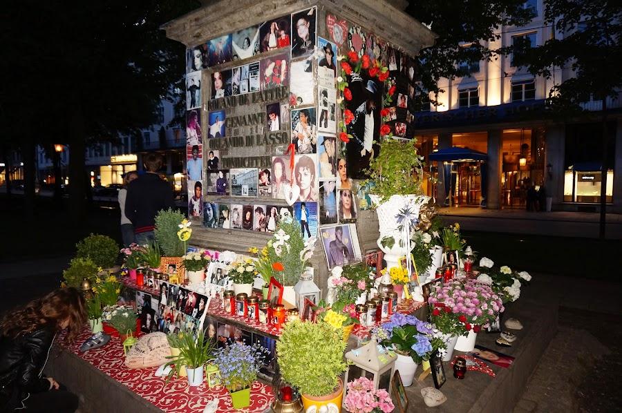 Мемориал памяти Майклу Джексону
