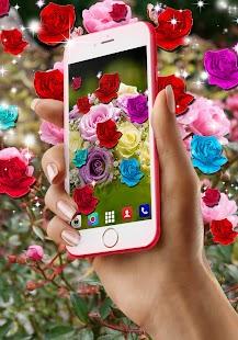 App Roses Live Wallpaper APK for Windows Phone