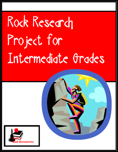 How much student choice do students have in your classroom? This blog post will explain how to give students choices while still exposing them to new topics. Opinions by Heidi Raki of Raki's Rad Resources. - Rock research project