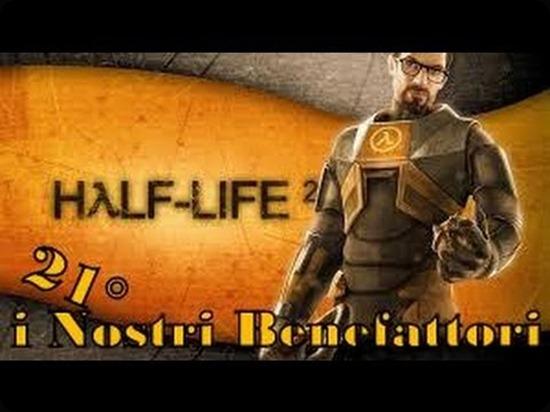 Half-Life 2 I nostri benefattori.