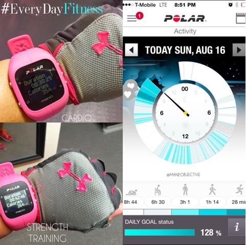 Polar A300 Fitness Tracker Watch