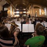 Voorbereiding concert Weener - Foto Klemmer