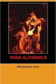 Cover of William Butler Yeats's Book The Secret Rose and Rosa Alchemica