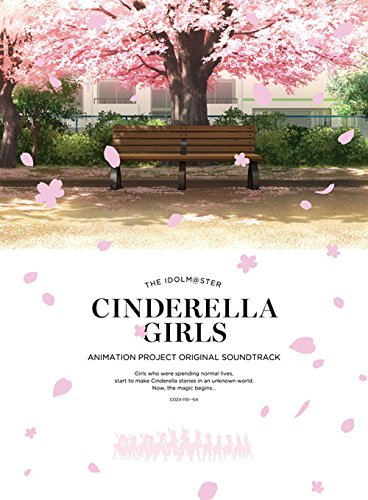 [TV-SHOW] THE IDOLM@STER CINDERELLA GIRLS ANIMATION PROJECT ORIGINAL SOUNDTRACK 付属BD (2016.03.30/BDM…