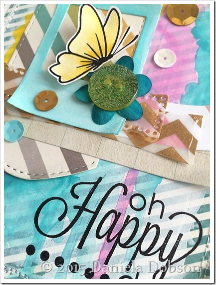 Happy day close by Daniela Dobson