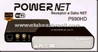 MEGABOX POWERNET P990HD