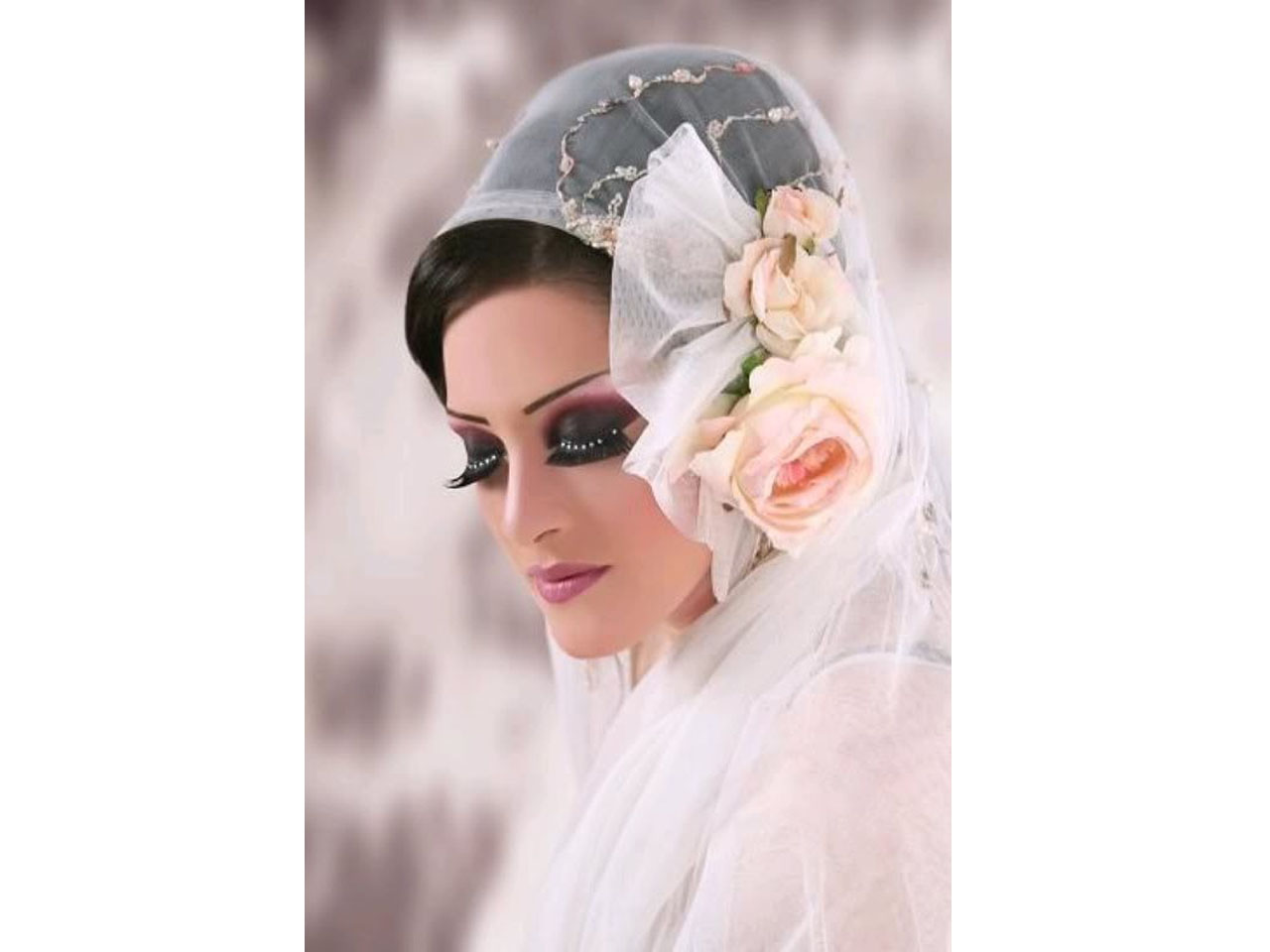 arabic wedding makeup