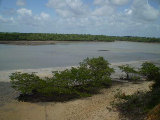Ilha de Lençois - Apicum Açu, Maranhao, foto: Andreia Gatinho