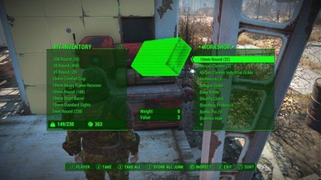 Fallout 4 ? So kommen Sie zu unendlich viel Kupfer (Infinite Copper Guide)