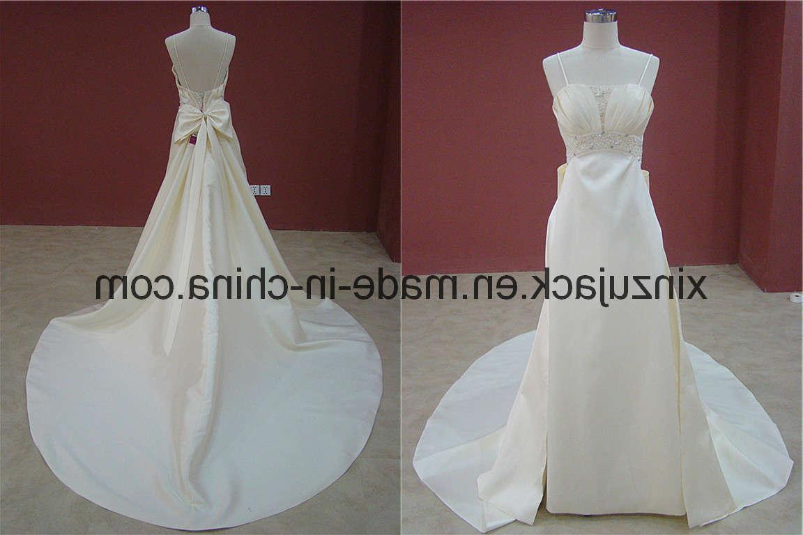High Quality Wedding Gowns