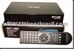 Nova Atualização Netline X95