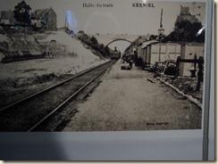 Kerniel, treinstation