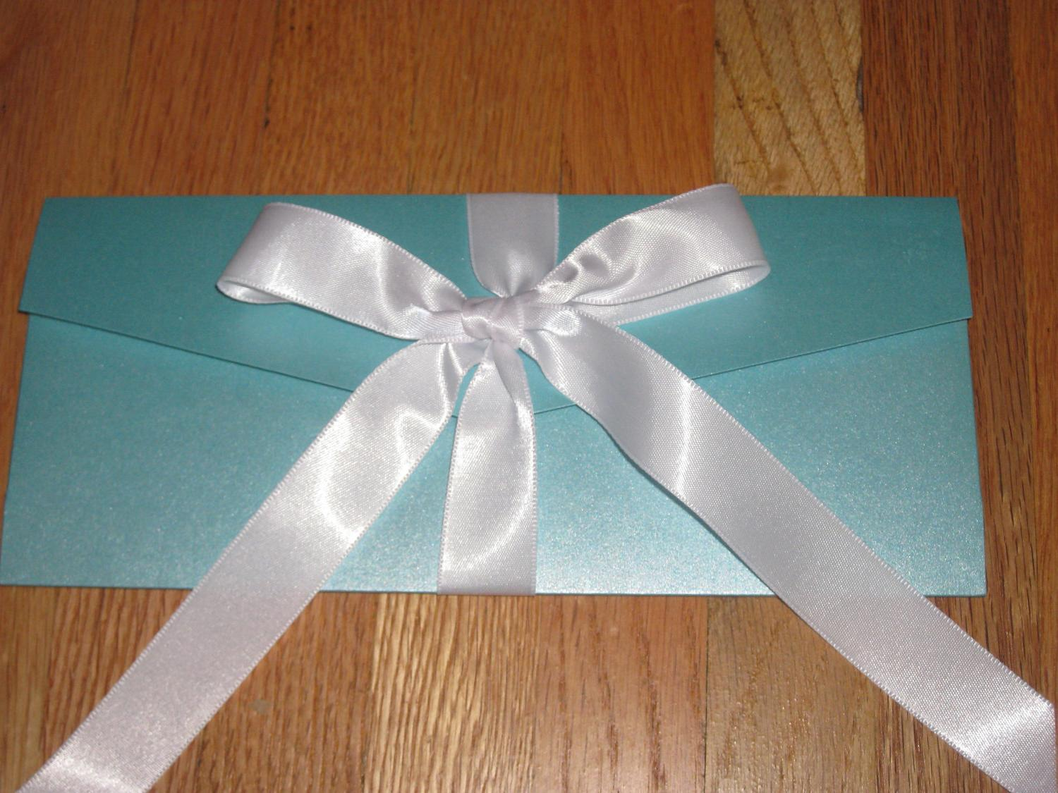 Tiffany themed A9 Pocketfold