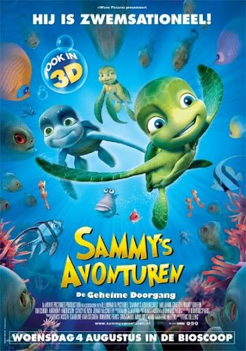 Câu Chuyện Về Chú Rùa Sammy - A Turtles Tale Sammys Adventure