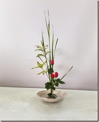 【生花】イキシャ、ゴット、バラ