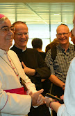 Martini lecture - with Bishop Marcuzzo.JPG