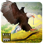 Game Wild Eagle Survival Hunt apk for kindle fire