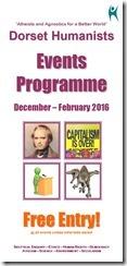 Programme Nov 2015 - Feb 2016