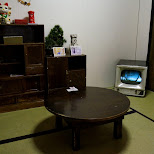 scary Japanese room at namjatown in Ikebukuro, Tokyo, Japan