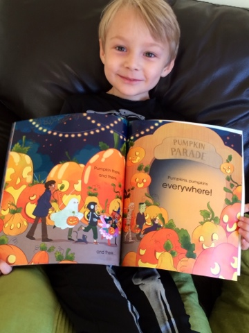 Pumpkins, Pumpkins Everywhere - Parragon Book Buddy - Blake Clement