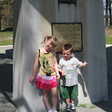 Hannah and Bryan at Myrtle Beach AFB Planes