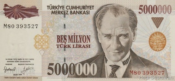 Mata uang Lira