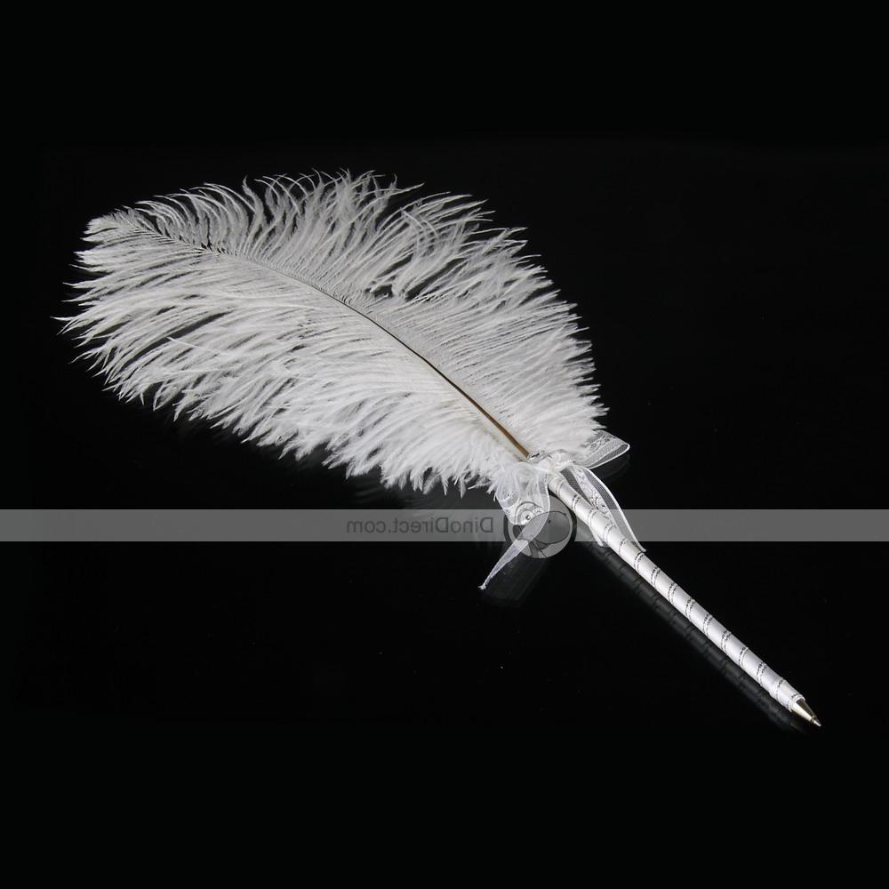 Ostrich Feather Sign Name