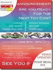 ToyCon 2015 Venue Updated