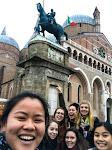 Making Friends with Gattamelata in Padua