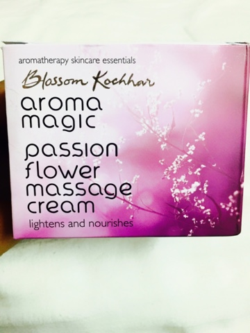 Blossom Kochhar aroma magic Passion flower massage cream