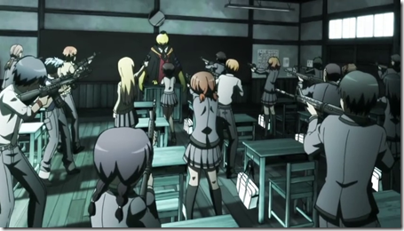 assasin classroom