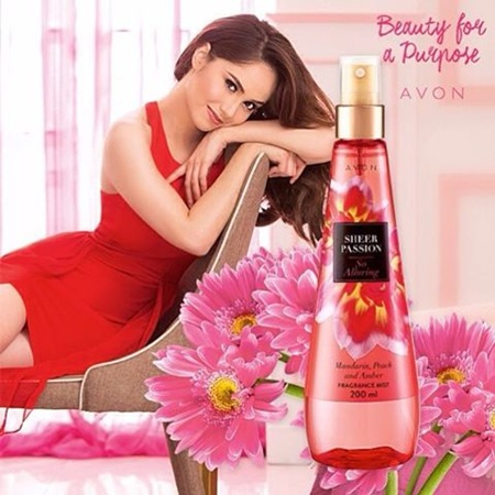 Jessy Mendiola for Avon 2