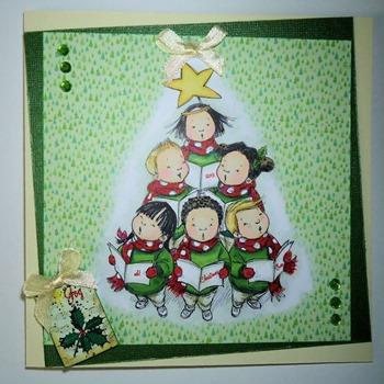 Huny - Christmas tree