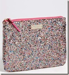 Kate Sapde New York Glitter ball ipad case